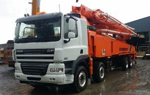 Concrete Pump Finance
