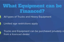 Advice: No Deposit Truck Finance for New Transport Business [video]