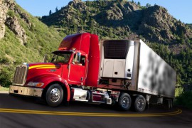 CARRIER TRANSICOLD TRAILERS BACKUP SERVICE TO THEIR REFRIGERATED TRAILER CUSTOMERS
