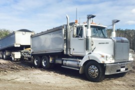 Find Out How We Financed a Western Star Tip Truck Without Accountant Prepared Financial Statements