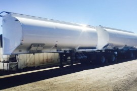 Marshall Lethlean Tanker Trailer Finance