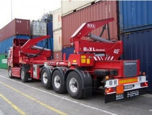SIDE LIFT TRAILER