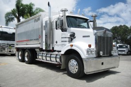 Kenworth Tip Truck Finance