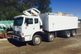 Iveco Water Truck Finance