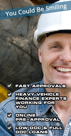 Quick Truck Finance Approvals