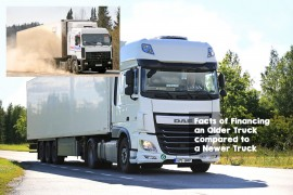 Facts of Financing an Older Truck Compared to a Newer Truck