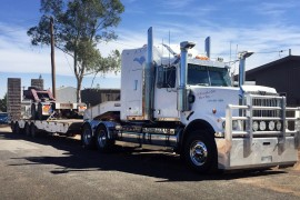 TRUCK FINANCE AND TRUCK TRAILER FINANCE – WESTERN STAR PRIME MOVER
